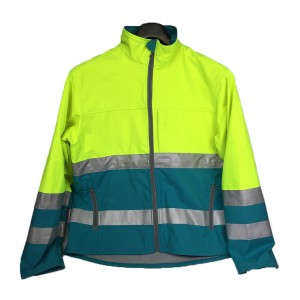 Ambulance jack Soft Shell